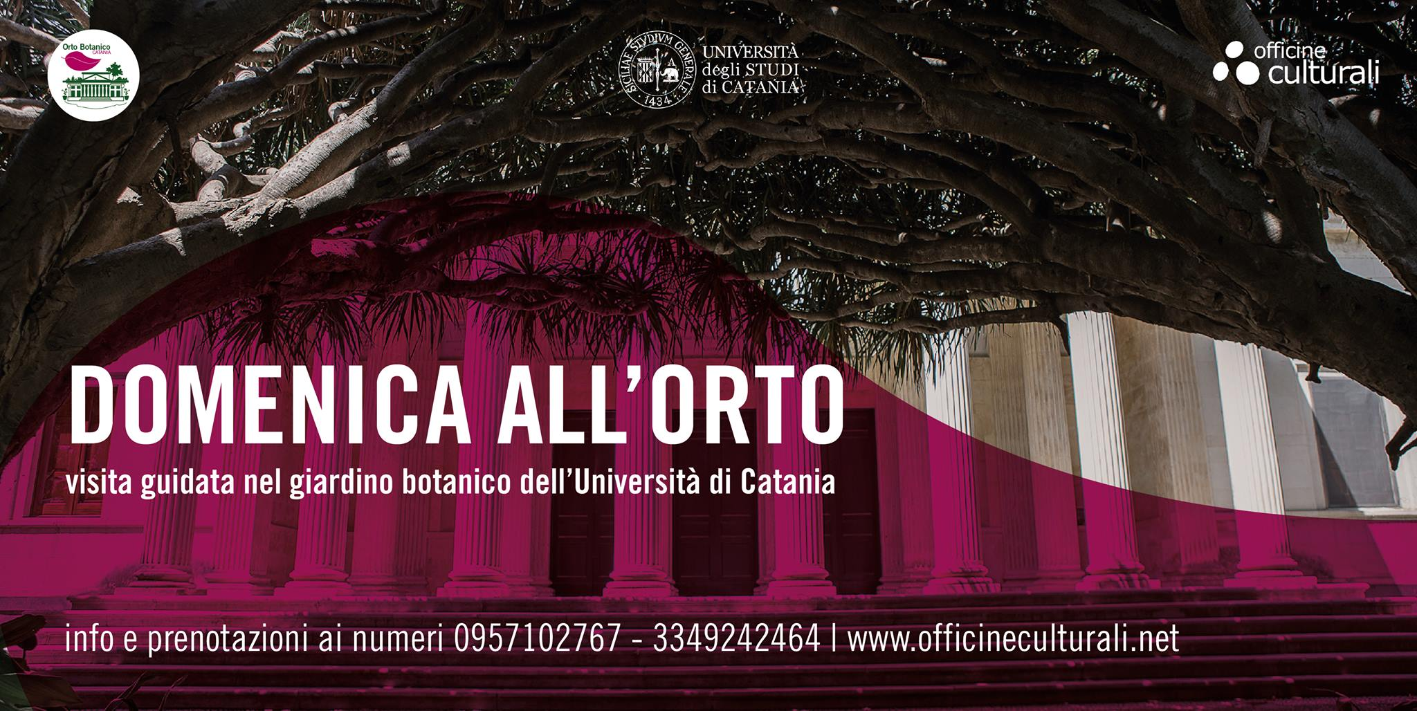 Domenica all'Orto: visite guidate